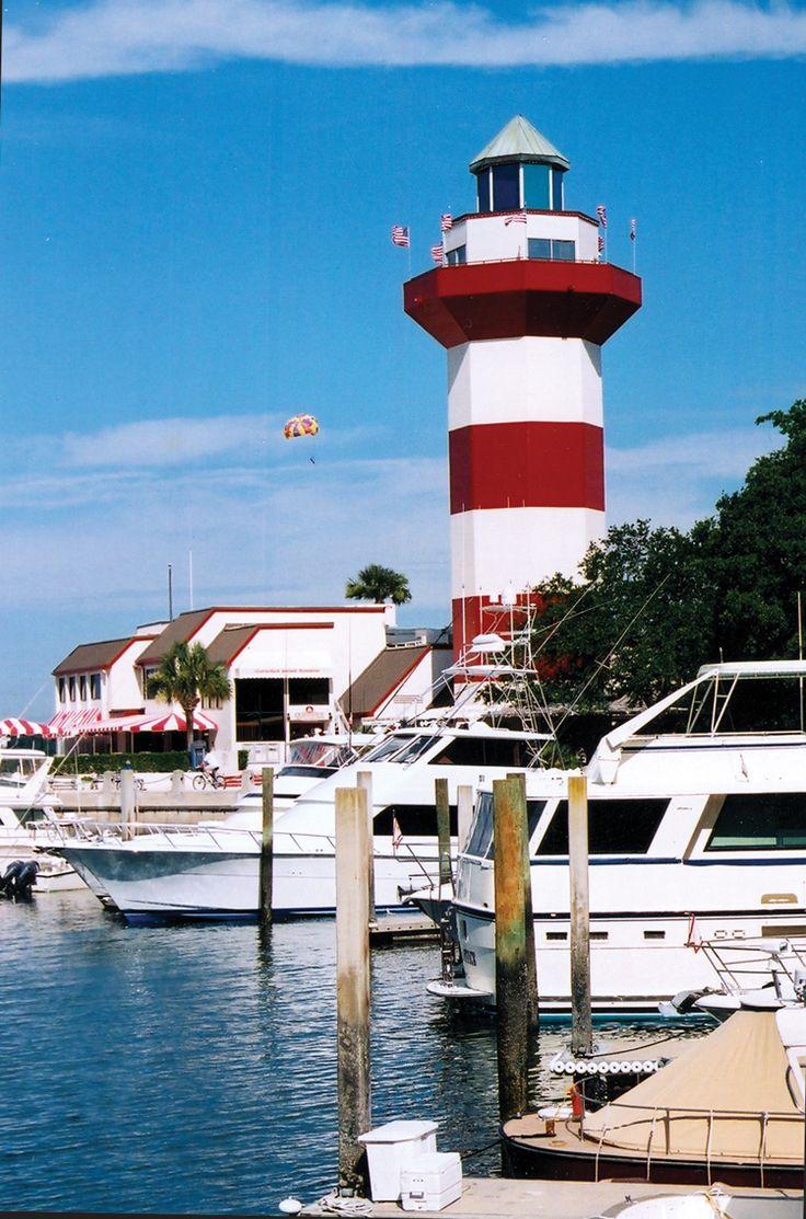 Lighthouse - Hilton Head Island  South Carolina