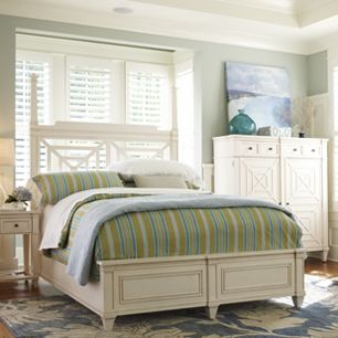 Fresh Yet Classic Cottage Style Bedroom Hgtv Home Furniture Collection Water S Edge