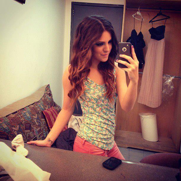 love her hair (Sheryl Rubio)
