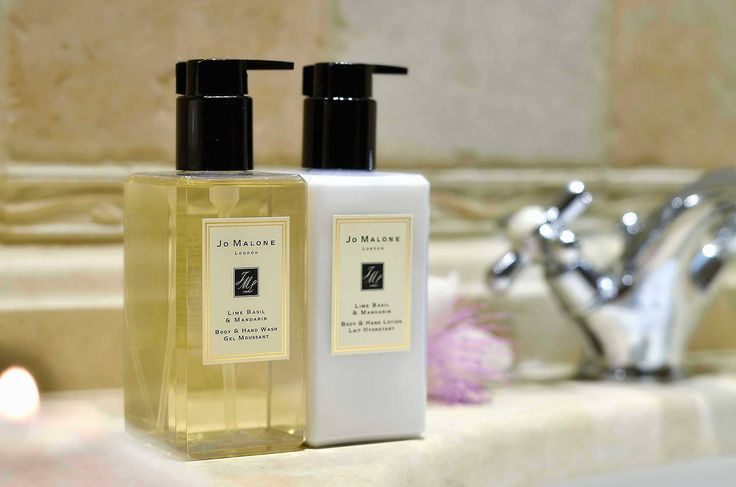 #JoMalone toiletries are part of our menu for our guests to choose...  #Service #LuxuryVilla #Greece #Corfu  Photo (C) Menelaos Sykovelis