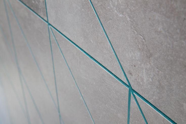 """Matrice"" Design BRH+ for CEDIT - Ceramiche d'Italia. Surface detail. #tiles #interior #surface #architecture #design #materials"