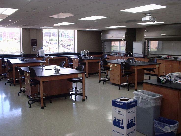 Lab Facilities — Mayer Helminiak Architects in 2020