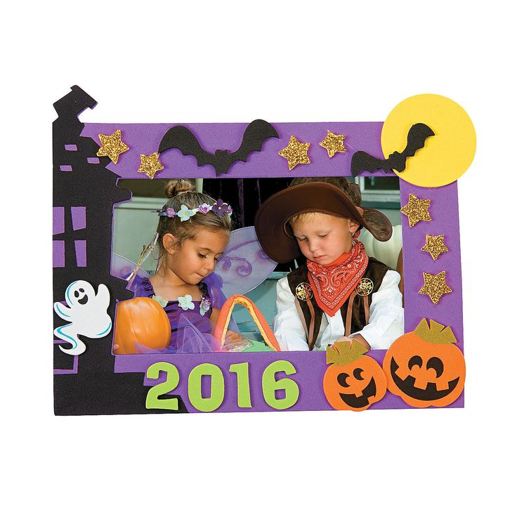 Halloween Picture Frame Crafts halloween costumes for kids target ...