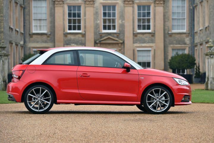 Audi A1 Sportback 1.4 TFSI 150