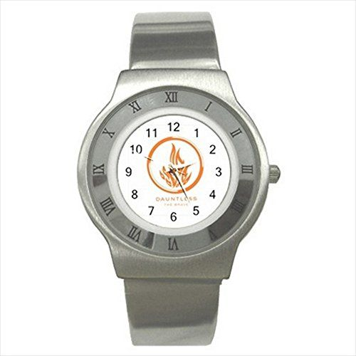 Dauntless Faction Divergent Series UNISEX ADULT Slim Stainless Steel Watch Quinn Cafe http://www.amazon.com/dp/B00V35Q30M/ref=cm_sw_r_pi_dp_OH9dvb00QRVQ6