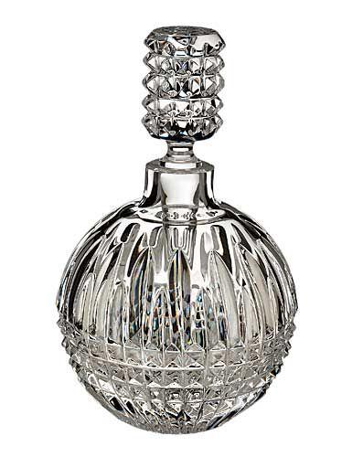 Waterford Lismore Diamond Perfume Bottle