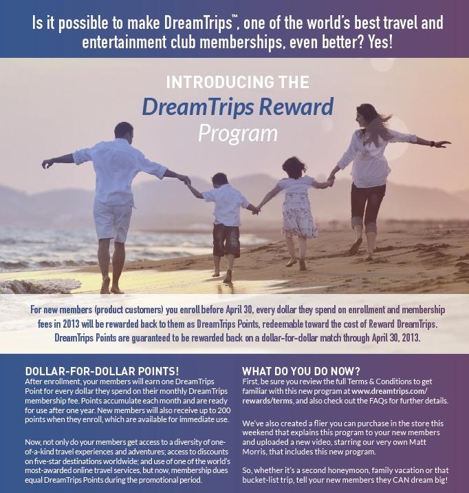 View the DreamTrips Reward Details. #dreamtripsreward #worldventures http://critiqueztravel.dreamtrips.com/refer