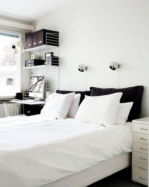 · Scandinavian Bedrooms