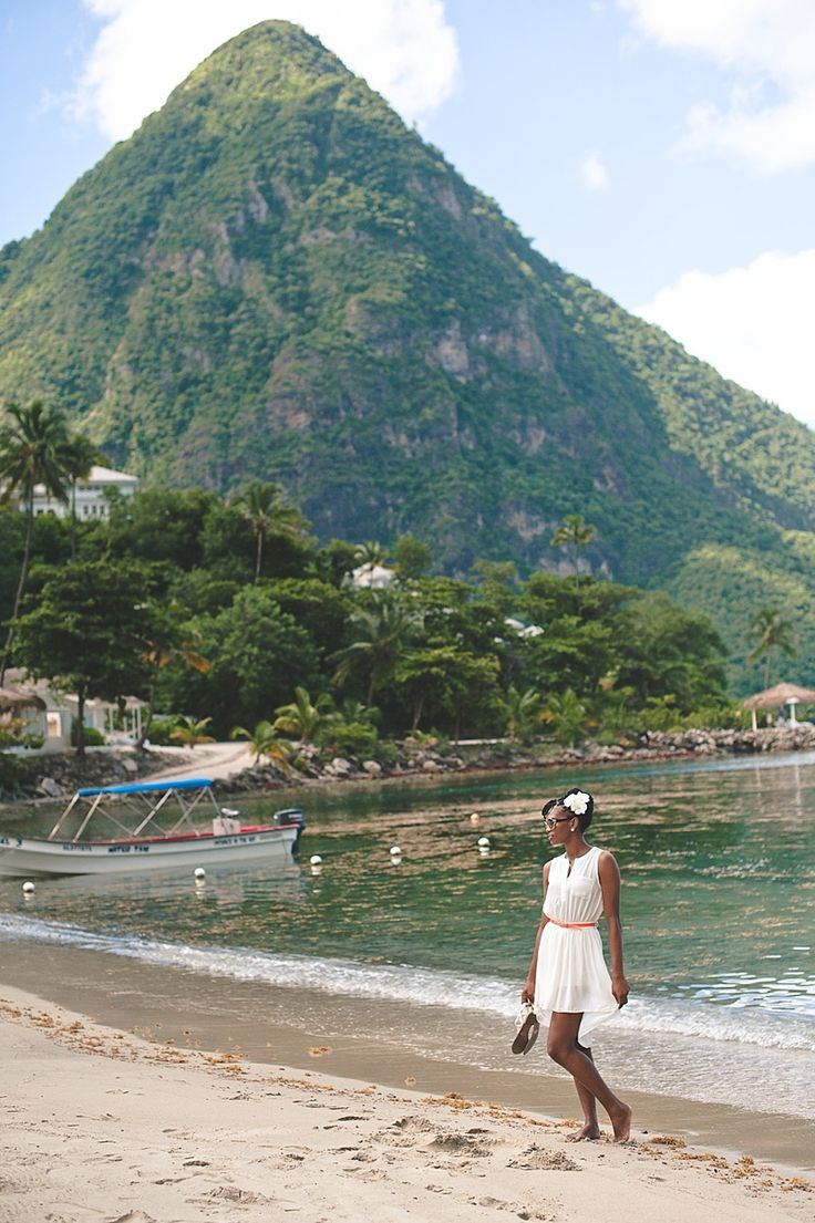 Honeymoon ideas in Saint Lucia