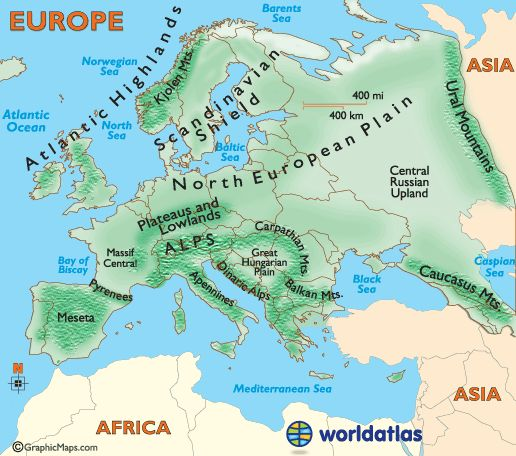 CC Cycle 2 Week 6 European Mountains This is very good! Includes all Mountain ranges and a short description alongside the map. ~Amanda