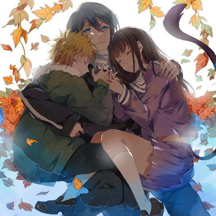 Yato, Yuki & Hiyori   Noragami                                                                                                                                                                                 More