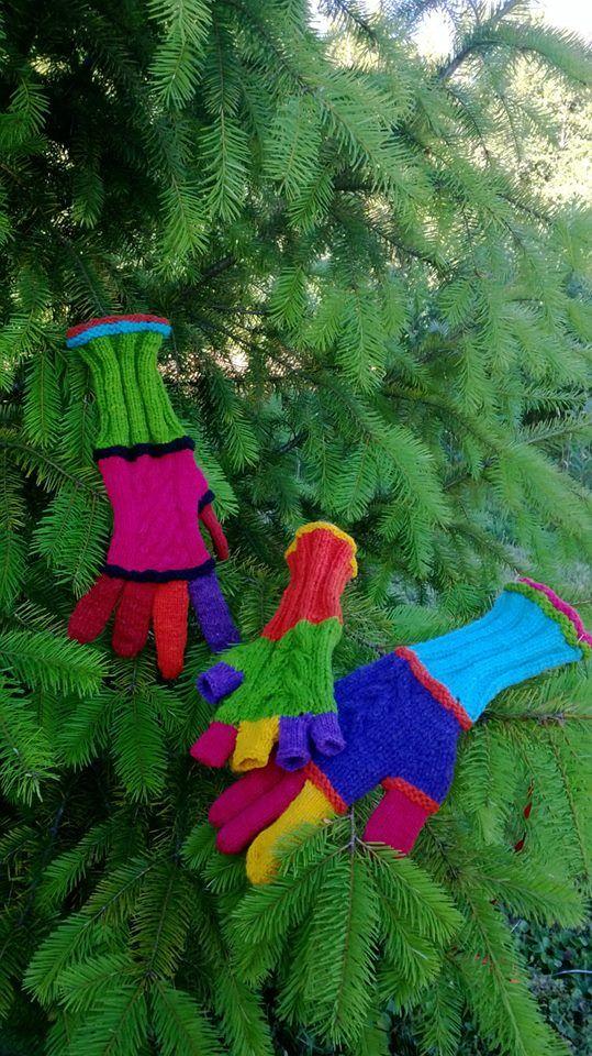 guantes color