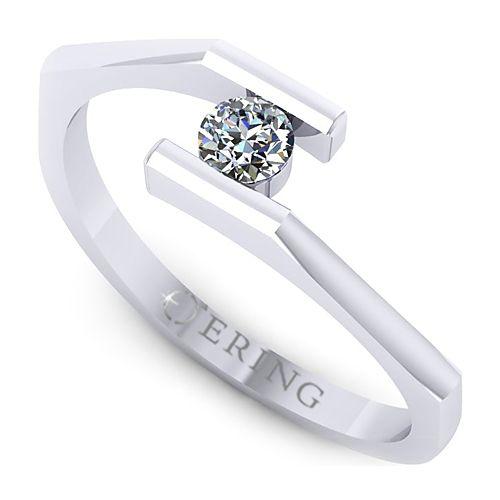 Inel logodna L66ADI inel cu diamant