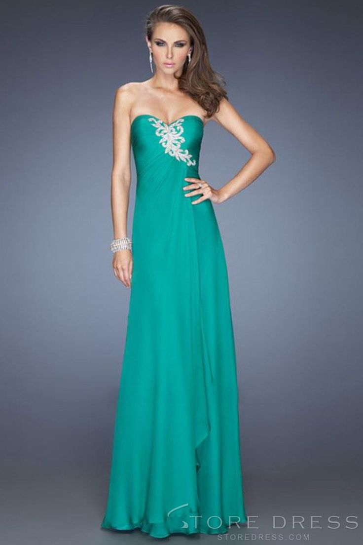 33 best prom images on Pinterest | Formal dresses, Evening gowns ...