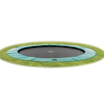 EXIT Supreme Ground Level 12ft Trampoline - Activity Toys Direct - TP Toys and Step2 Toys - Activity Toy Specialists for the UK
