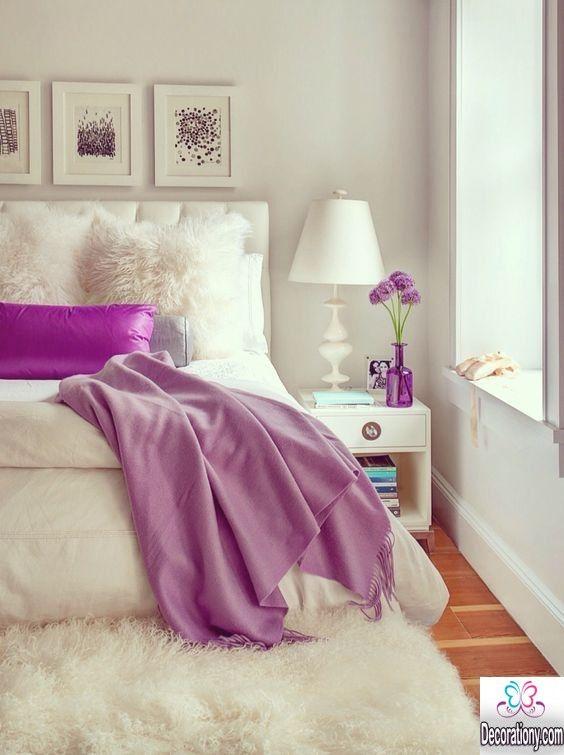 cozy+bedroom+ideas+30+Feminine+room+ideas+for+teen+girls