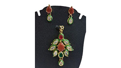 Multi Stone Bollywood Style Gold Plated Traditional Kunda... https://www.amazon.com/dp/B01N2B9QMG/ref=cm_sw_r_pi_dp_x_K0RMyb1XWETXT