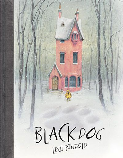 Levi Pinfold's Black Dog, winner of this year's Kate Greenaway medal, sees a little girl called Small Hope facing fear head-on in the form of a monstrous giant black dog.