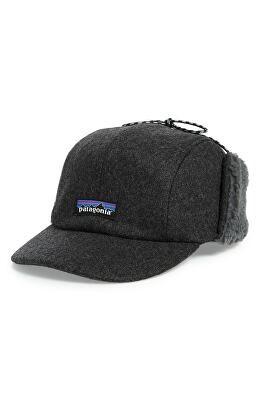 half off 1d633 fe7e5 PATAGONIA Designer Water Repellent Ear Flap Cap