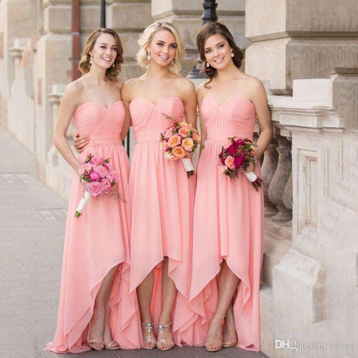 Mejores 16 imágenes de Bridesmaid Dress en Pinterest