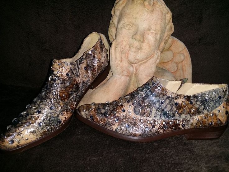 "Jimmy Choo ""by H&M"" Snakeprint - Gr. 38 - **NEU** in Kleidung & Accessoires, Damenschuhe, Stiefel & Stiefeletten | eBay!"