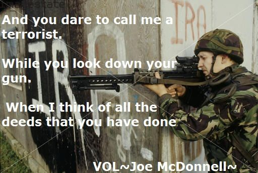 VOL Joe McDonnell hunger striker RIP Joe pic by Philip Reid