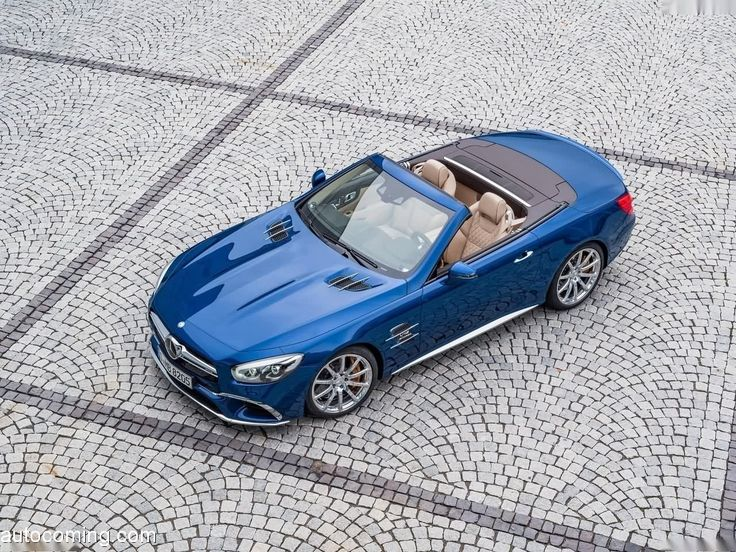 Mercedes-Benz SL65 AMG (2017)