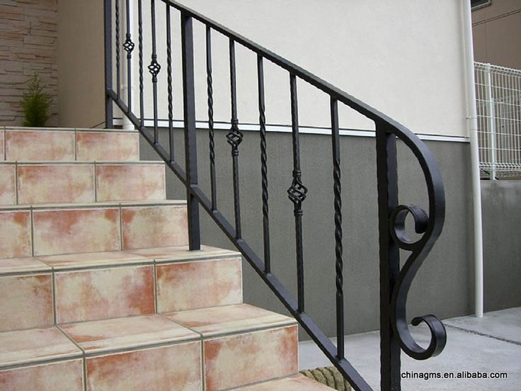 Delightful Railings For Stairs Exterior | Stair Railing,staircase Handrail S17 China  (Mainland) Balustrades