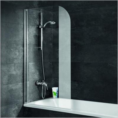 Schulte Schulte Einfach ohne Bohren Duschwand 1-teilig