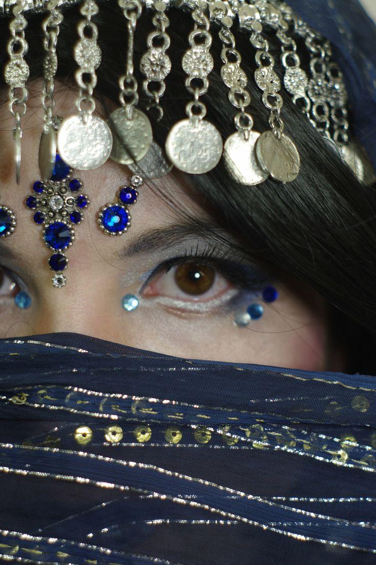bindi: https://www.facebook.com/tribal.bindi STOCK - Arabian Fantasy (book cover / eye stock) by Apsara-Art.deviantart.com on @deviantART