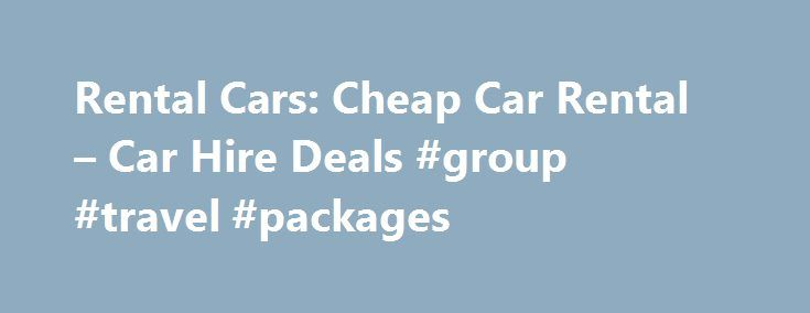 Rental Cars: Cheap Car Rental – Car Hire Deals #group #travel #packages http://travels.remmont.com/rental-cars-cheap-car-rental-car-hire-deals-group-travel-packages/  #rental car deals # Australia & New Zealand Car Hire There's so much to see and do while on holiday in Australia or New Zealand, that relying on public transportation just doesn't make much sense. Why wait around at bus... Read moreThe post Rental Cars: Cheap Car Rental – Car Hire Deals #group #travel #packages appeared first…