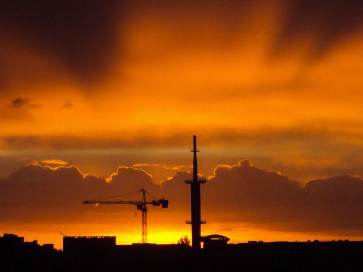 1000 id es sur le th me images du levers de soleil sur pinterest aurore couchers de soleil et - Coucher du soleil rennes ...