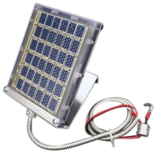 Boss Buck Drum Mount Solar Panel Black 12 Volt Top Quality Free Shipping Bossbuck Solar Panels 12v Solar Panel Solar Panels For Sale