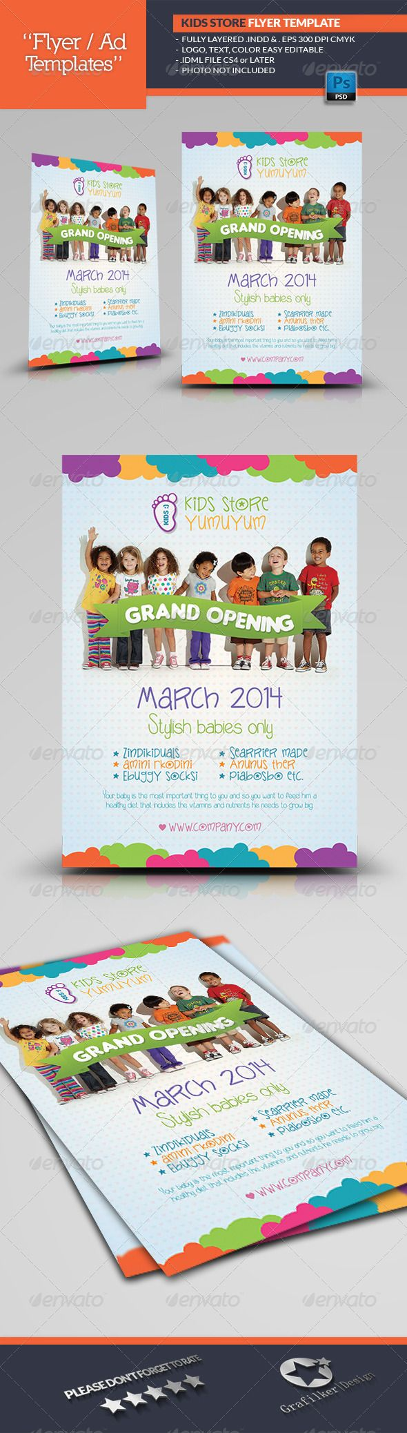 best ideas about store flyers flyer design kids store flyer templates