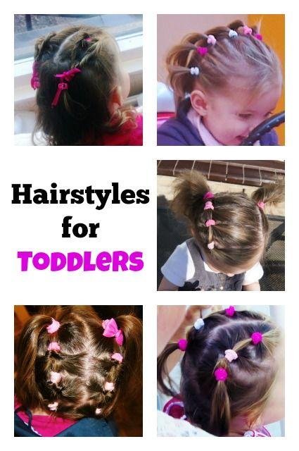 Staartjes hairstyles voor baby's, peuters en kort haar - Mamaliefde.nl