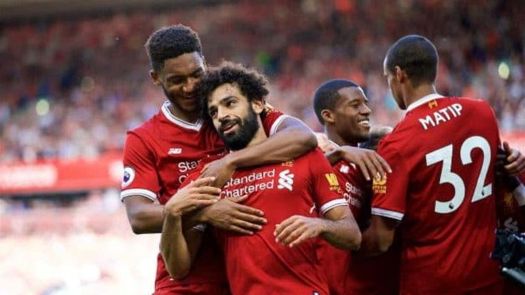 Reds return to Champions League in busy 6-game month  Liverpool FC September Preview
