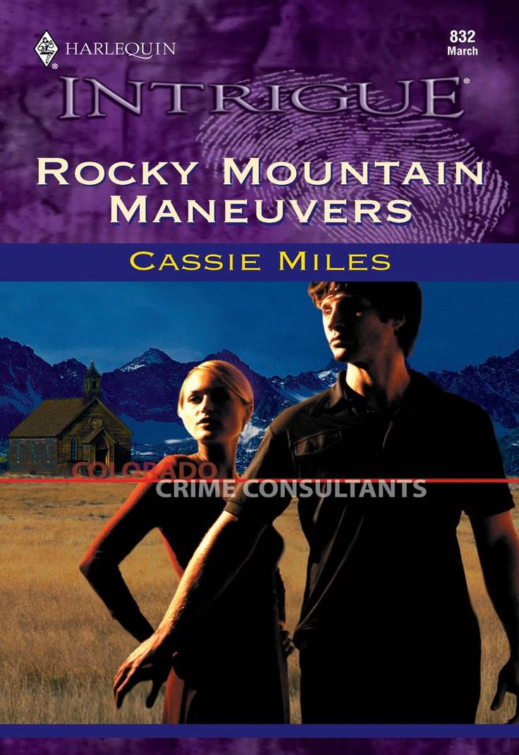 Rocky Mountain Maneuvers: Cassie Miles: 9780373228324: Amazon.com: Books