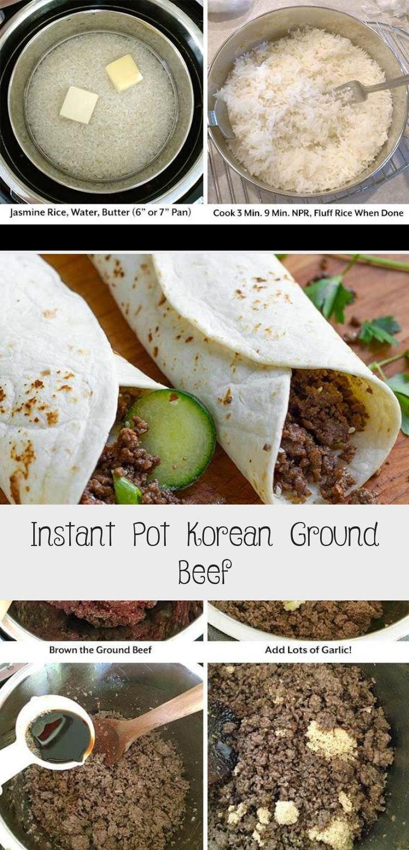 Instant Pot Korean Ground Beef - Bulgogi has incredible ...