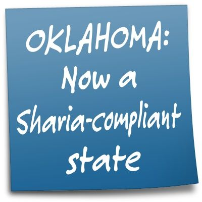 An Oklahoma constitutional amendment that would bar the state's courts from considering or using sharia (Islamic) law was ruled unconstitutional Thursday by a federal judge in Oklahoma City. …