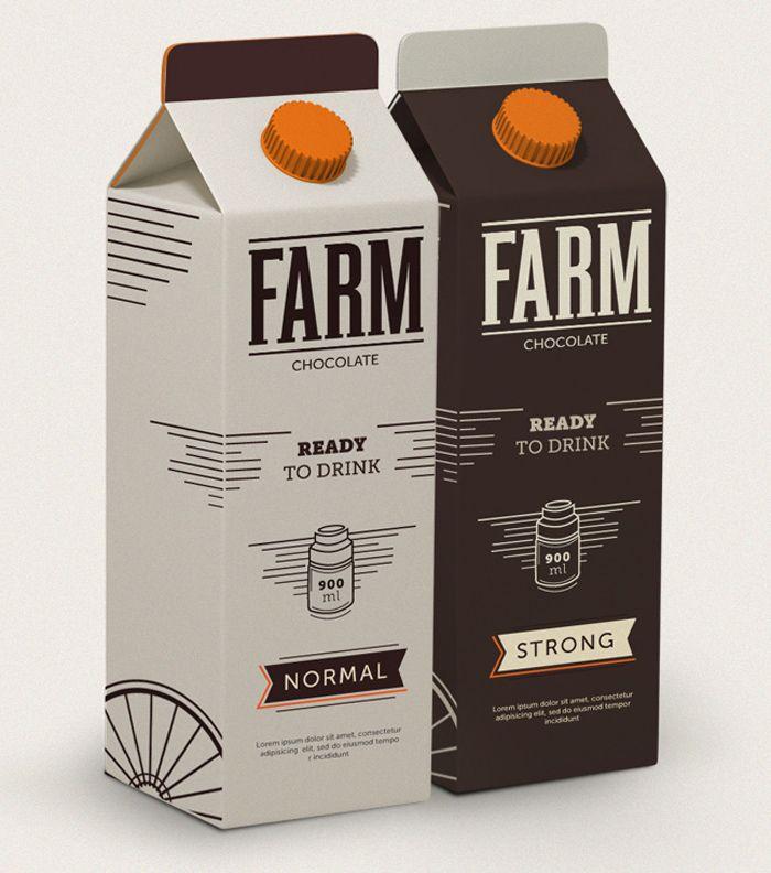 Concept:FARM - The Dieline -