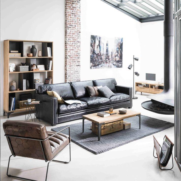 49 best La déco au masculin images on Pinterest Interior design - comment dessiner une maison en 3d