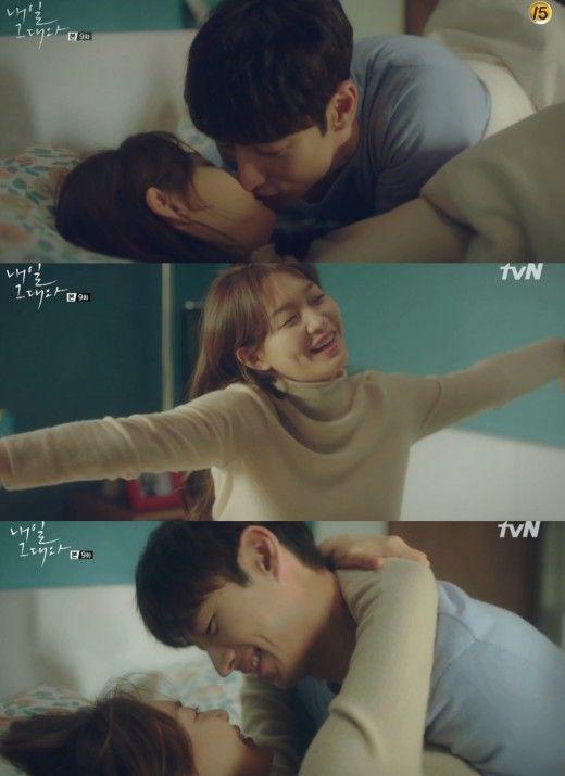 Tomorrow With You: Lee Je Hoon thú nhận với Shin Min Ah về bí mật lớn nhất đời mình