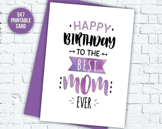 Birthday Cards To Mom Card For From Son Printable Dvlpmnt Birthday Cards For Mum Birthday Cards For Mom Birthday Cards For Mother