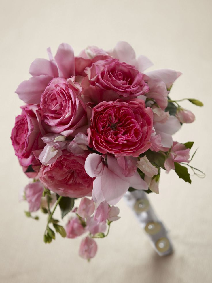 42 best Pink Wedding Flowers images on Pinterest Flower