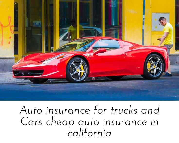 Check Out The Webpage To See More On Auto Insurance For Trucks And