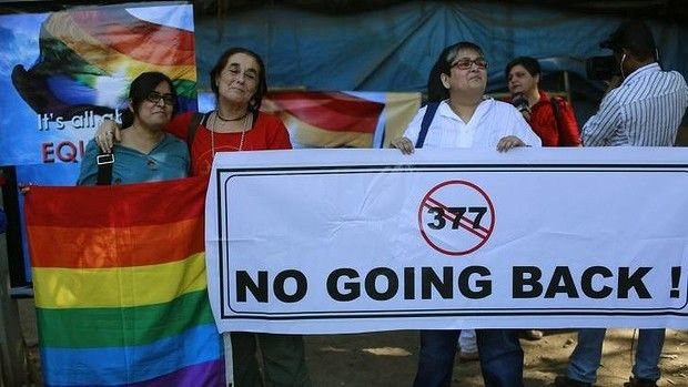 Gay Rights in India: A Story of Society vs. The System
