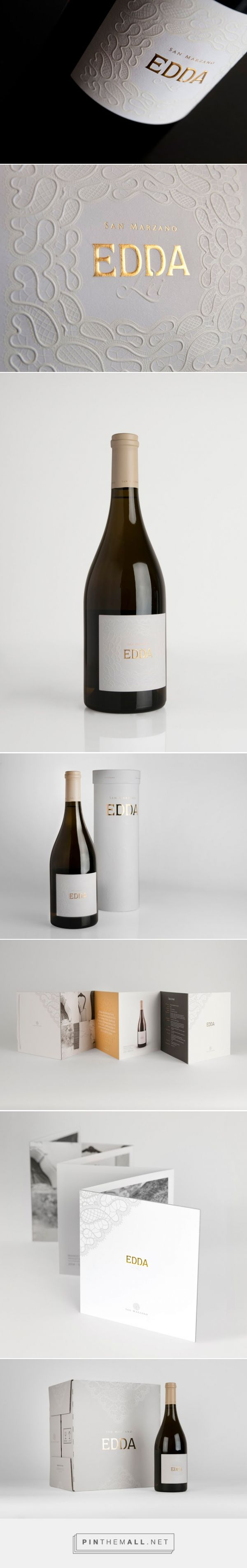 EDDA on Packaging of the World - Creative Package Design Gallery - created via https://pinthemall.net