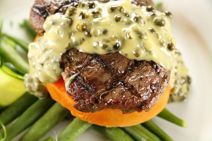 Perfect Peppercorn Steak Sauce | Recipes | Pinterest