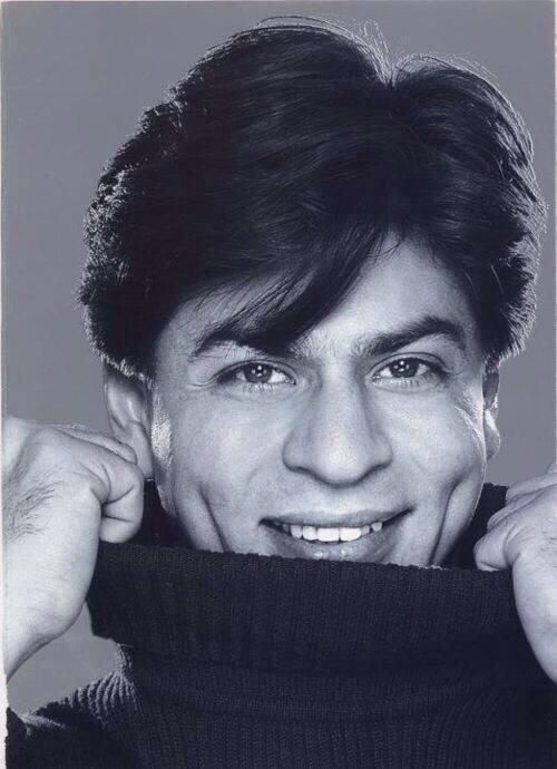 Hi Shahrukh her is your daily picture of your million dollar smile.