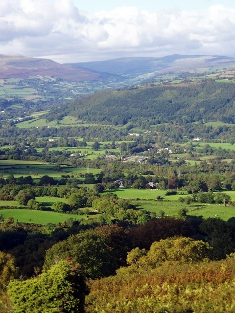 Countryside - Wales, it really looks like this!